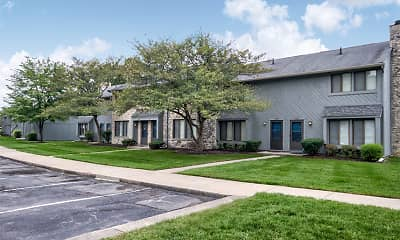 Building, Woodlake Apartments of Indianapolis, 1