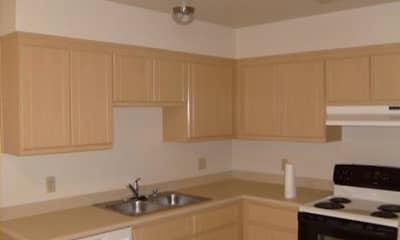 Kitchen, Marina Square Apartments, 1