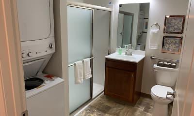 Bathroom, Tucker Station Senior Apartments, 2