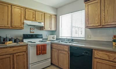 Kitchen, Bandon Trails, 0