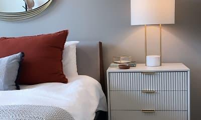 Bedroom, The Felix Apartments, 2