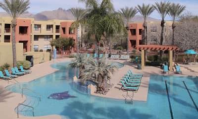 Pool, Riverwalk Luxury Apartments, 0