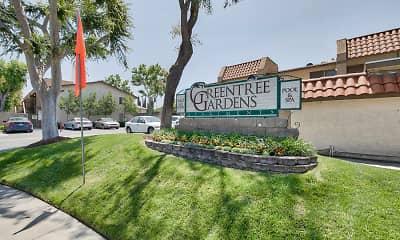 Community Signage, Greentree Gardens, 2