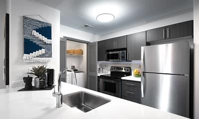 Kitchen, Camden Harbor View, 0