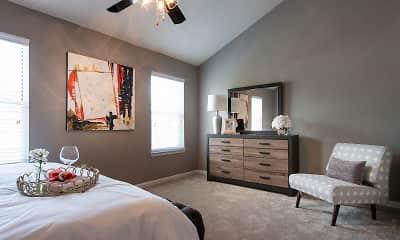 Bedroom, Woodland Park, 2