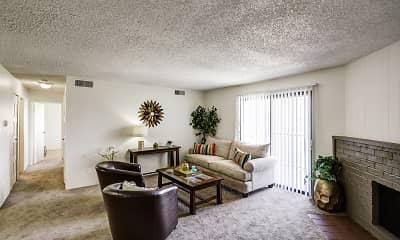 Living Room, Castlegate, 1