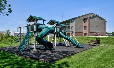 Playground, Brookstone Apartments, 2