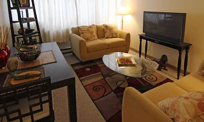 Living Room, Baystate Place, 1