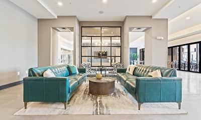 Living Room, Pier 33, 1