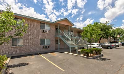 Building, Willow Brook Apartment Homes, 1