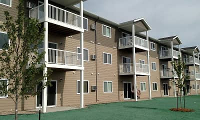 Building, Dakota View Apartments, 0