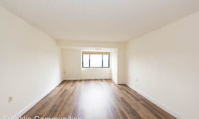 Living Room, Whitney Towers, 1