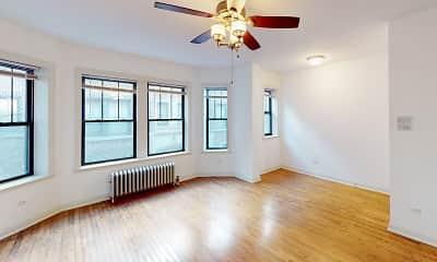 Living Room, 5320-5326.5 S. Drexel Boulevard, 1