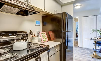 Kitchen, ReNew Canyon Ridge Apartments, 0