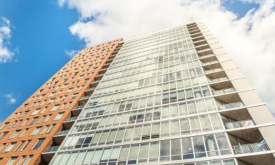 Building, Park Lafayette Towers, 1