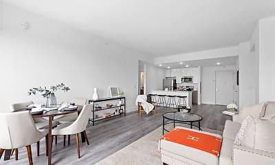 Living Room, 460 Grand Street, 1