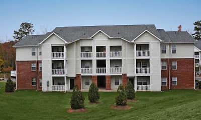 Building, The Oaks at Brier Creek, 2