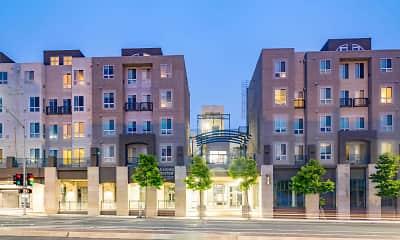 Building, 88 Hillside, 1
