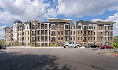 Building, Adams Edge Apartments, 1