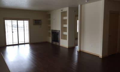 Living Room, Aspen Ponds Apartments, 1