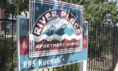 Community Signage, River Place Senior Apartment Homes, 2