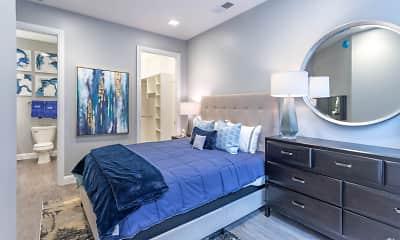 Bedroom, City Flats, 1