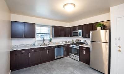 Kitchen, Mill Brook Village, 0