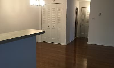 Dining Room, Bridgewater Apartments, 1