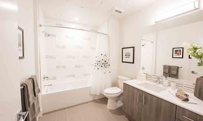 Bathroom, Seven West, 2