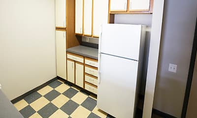 Kitchen, Maple Village 62 & Older, 1