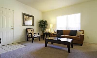 Living Room, Ventana Canyon, 1