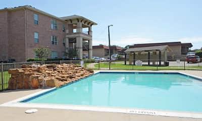 Pool, The Falls, 0
