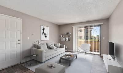 Living Room, ARIUM Emerald Springs, 0