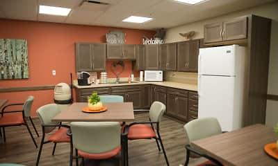 Kitchen, Spring Leaf Place, 2
