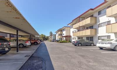 Building, Del Coronado Apartments, 1