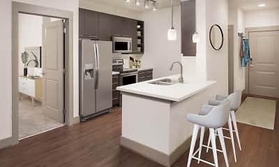 Kitchen, Camden Flatirons, 0
