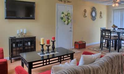 Living Room, Windover Villas Single Family Homes, 1