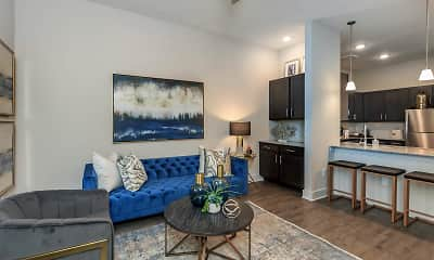 Living Room, ArborView Active Adult Living 62+, 0