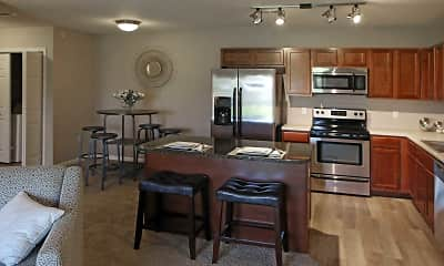 Kitchen, Tuscany Apartments, 1