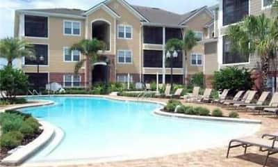 Pool, The Oaks, 1