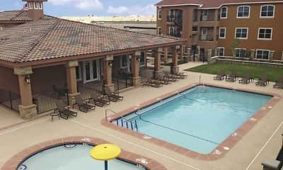 Pool, Las Torres, 1