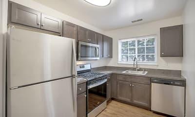 Kitchen, The Courtyards, 0