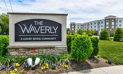 Community Signage, The Waverly at Neptune, 2