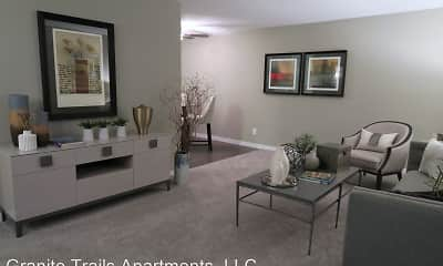 Living Room, Granite Trails, 1