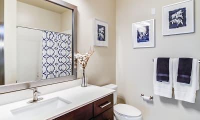 Bathroom, Arium Brookhaven, 2