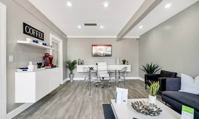 Living Room, SITE Scottsdale, 1