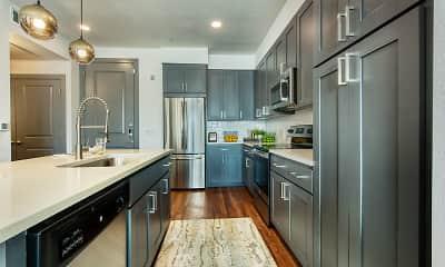 Kitchen, Elevation San Tan, 1