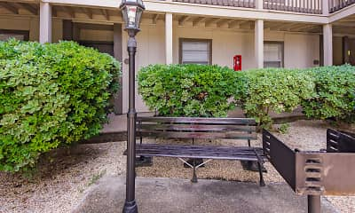 Landscaping, Covington Square Apartment Homes, 2
