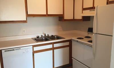 Kitchen, Boulder Creek, 2