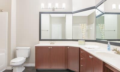 Bathroom, MAA Ballantyne, 2